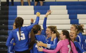 VOLLEYBALL: Armuchee earns comeback win over Darlington