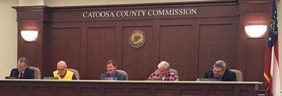 Catoosa County Board of Commissioners
