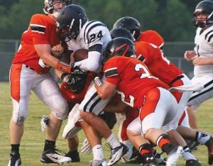 FOOTBALL: Walker County teams to face new foes this fall