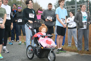 Run for Moore Life Memorial 5K Run and 1-mile Health Walk scheduled for Nov.1