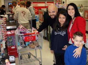 Shop with a Cop benefits more than 150 kids