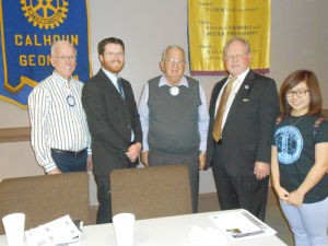Rotary hears state of manufacturing