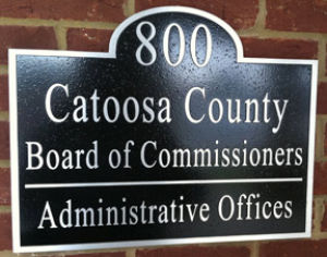 Catoosa County commissioners meet tonight