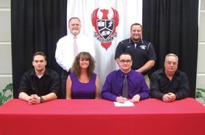 College Signing: Sonoraville's Masley signs to cheer at Young Harris
