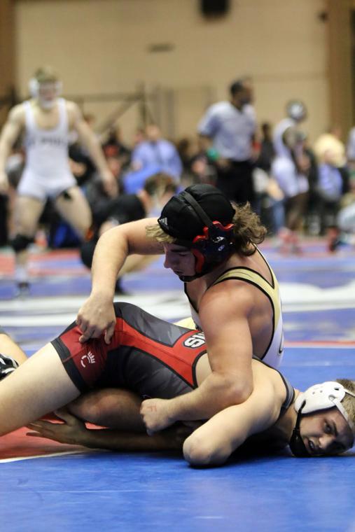 Wrestling state championships
