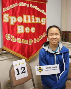Rome City Schools Spelling Bee