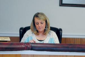 Cedar Bluff Town Clerk Resigns