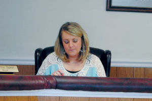 Cedar Bluff Town Clerk Resigns