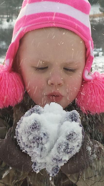 Polk Snow Day 2014 15