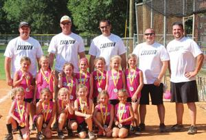 <p>Calhoun 6-under GRPA District 5 champs (Contributed Photo)</p>
