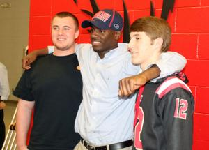 NATIONAL SIGNING DAY: Local athletes make their college choices official