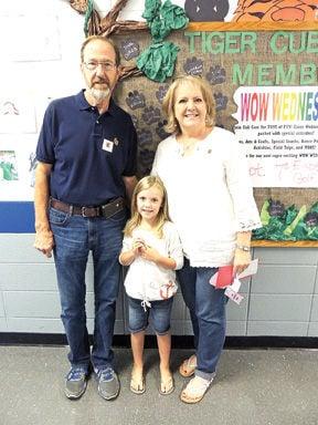 Graysville Elementary celebrates Grandparents Day
