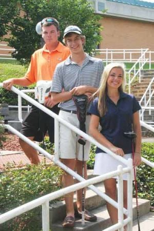 GOLF: McDonald, Hickman, Morgan named Walker County Golfers of the Year