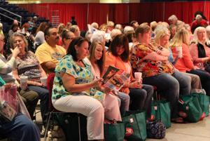 Food lovers flock to Forum for Taste of Home Cooking School