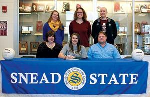 Madison Smith signs with Snead State