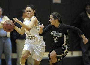 Girls Basketball: Wesleyan at Calhoun