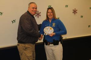 Floyd County Police Department Awards