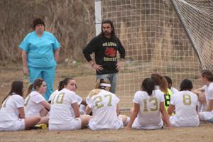 Girls Soccer Pepperell