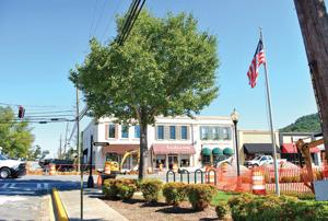 Ringgold mayor fights to keep ginkgo trees in new streetscape plan