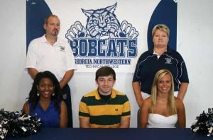 CHEERLEADING: Cats Cheer add three more to spirit squad