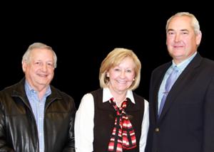 Johnson, Hall to lead Gordon County Board of Education