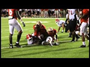 Allatoona rolls past Rome, 45-14