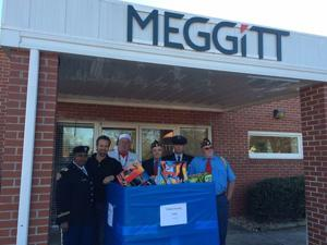 Meggitt helps Rockmart children have happy holidays