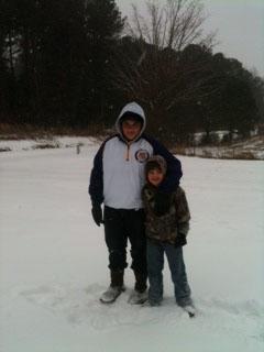 Polk Snow Day 2014 17
