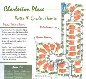 Charleston Place subdivision