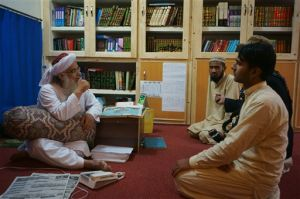Pakistan library named 'bin Laden' as memory fades