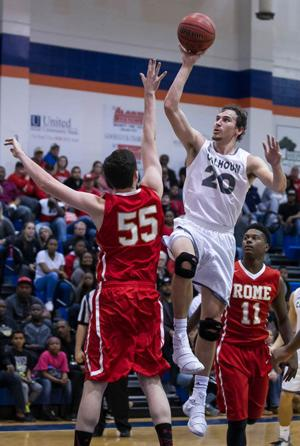 BOYS BASKETBALL: Calhoun faces big test in second round vs. Chargers
