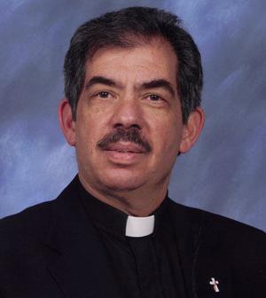 <p><em>Deacon Stuart Neslin is the parish administrator at St. Mary's Catholic Church.</em></p>