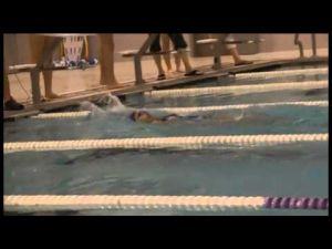 Darlington swimmers sweep Calhoun, Cass in home meet