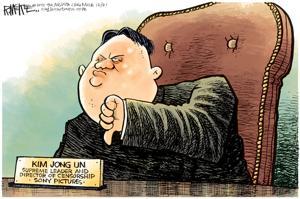 Rick McKee Cartoon