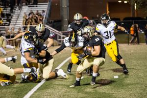 PREP FOOTBALL: Calhoun stays perfect with win against North Murray