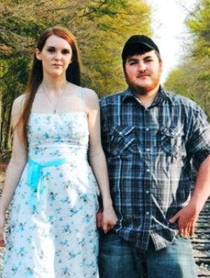 <p>Velora Michelle Kitchens and Tony Allen Welchel II</p>