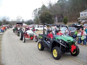 Rock Run Christmas Parade 2013