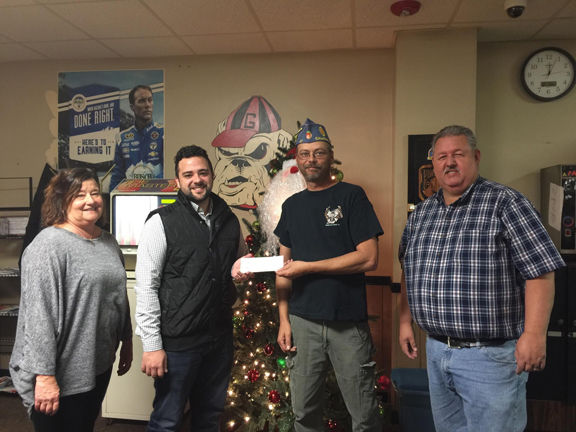 Gordon County DFCS thanks community for Secret Santa support
