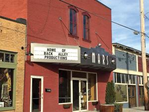 <p>This is the Mars Theatre District in LaFayette, located at 117 North Chattanooga Street, home of Back Alley Productions theatre. (Contributed photo/BAP)</p>