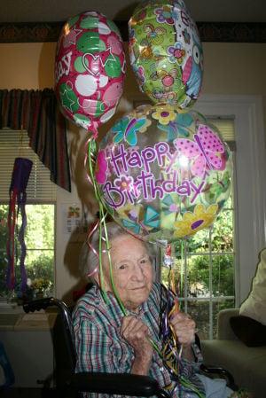 Former Cave Spring teacher turns 111