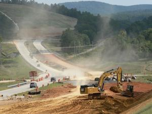 Bypass 'greatly needed' for Rome, Floyd County; west portion on pace for April finish