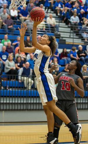 GIRLS BASKETBALL: Model girls go on huge run to down Berrien, 64-30