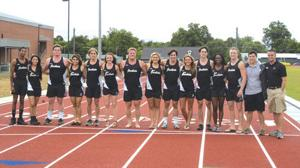 Prep Track: Jackets seniors run special first lap on new track