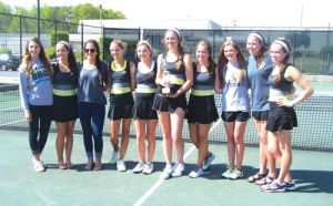 TENNIS: Jackets, Lady Jackets both repeat as region champs