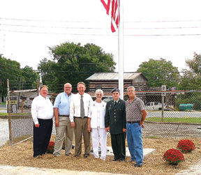 Woodmen of the World remembers 9/11 with honor ceremony