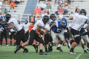 FOOTBALL: Eagles' offense to be tested