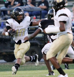 Rockmart junior JC Lovelace