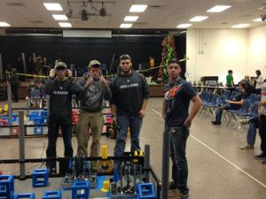 Floyd County Schools College and Career Academy teams place in robotics competition