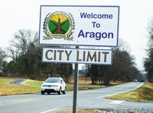 <p>City of Aragon</p>