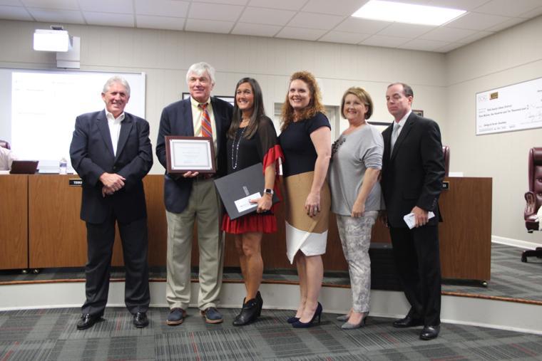 Polk County College and Career Academy Teacher of the Year 2016